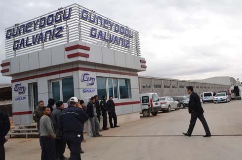 4.Organize Sanayi'de Galvaniz Fabrikası'nda patlama 32