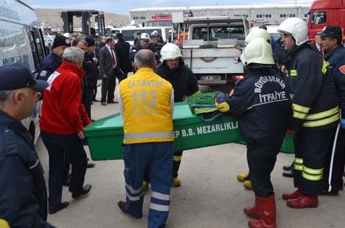 4.Organize Sanayi'de Galvaniz Fabrikası'nda patlama 5