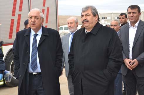 4.Organize Sanayi'de Galvaniz Fabrikası'nda patlama 6