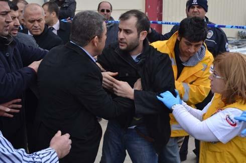 4.Organize Sanayi'de Galvaniz Fabrikası'nda patlama 9