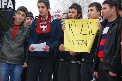 Gaziantepspor yönetimine istifa tepkisi 5
