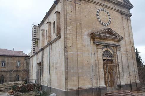 Tarihi cehalet (Kendili Kilisesi) 1