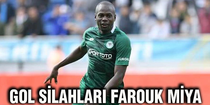 Gol silahları Farouk Miya