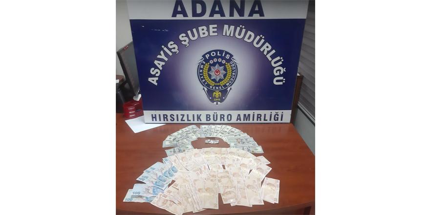Gaziantep'te çaldılar, Adana'da yakalandılar