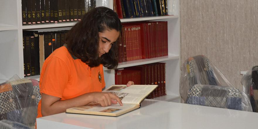 Selin'in hedefi tıp okumak