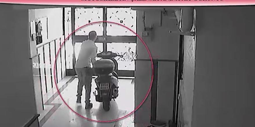 Otomobil ve motosiklet hırsızları yakalandı