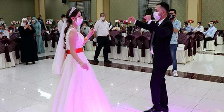 Düğün salonlarına işlem