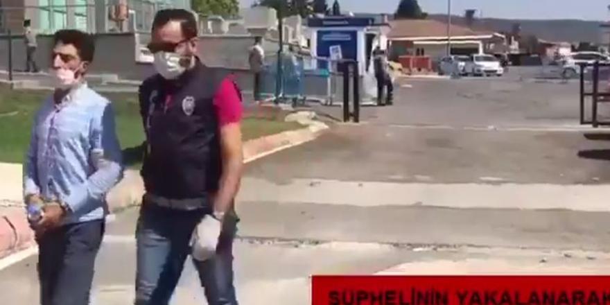 Kapkaç olayına tutuklama