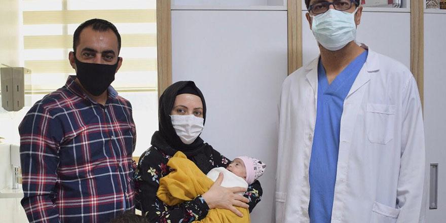 Anka'da Buğlem bebek mucizesi
