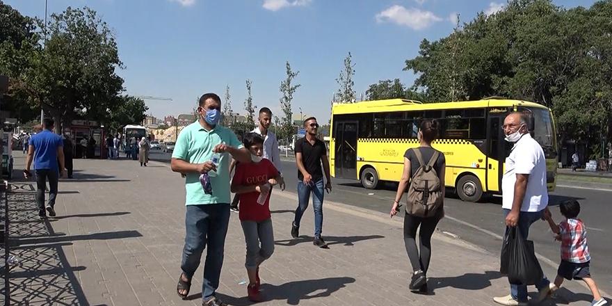 2 bin 617 kişiye maske cezası
