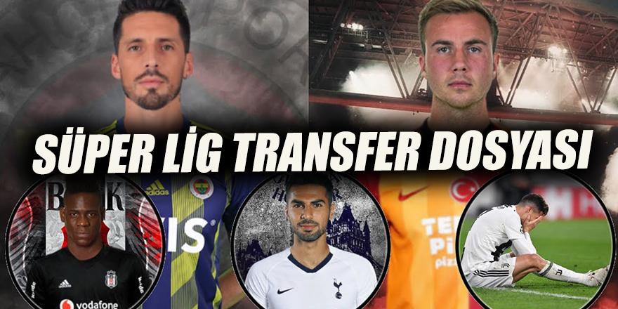 Süper Lig transfer dosyası