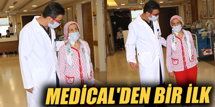 Medical'den bir ilk