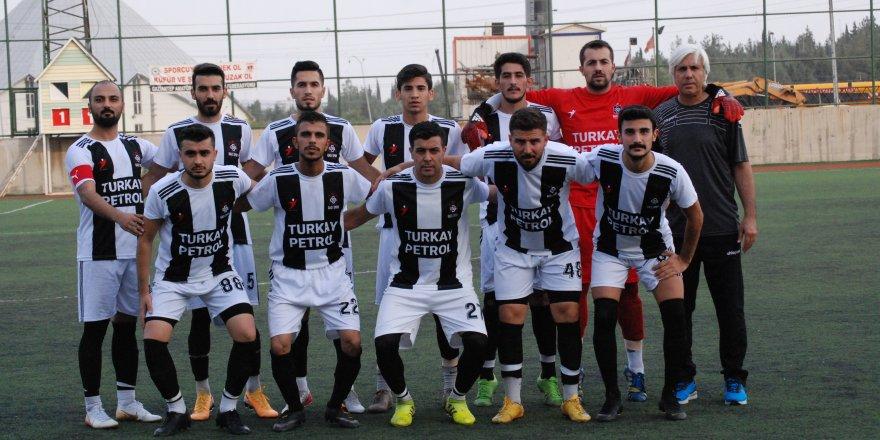 Gazispor'da şampiyonluk coşkusu yaşanıyor