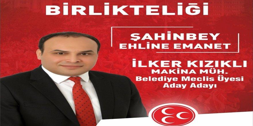 İLKER KIZIKLI'NIN MECBURİ İSTİFASI
