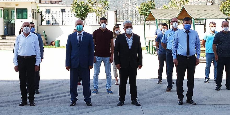 Nurdağı'nda İlköğretim Haftası kutlandı