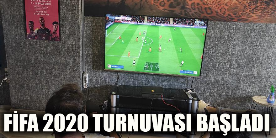 FİFA 2020 turnuvası başladı