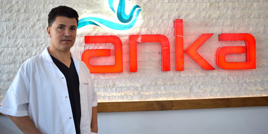 Dr. Kaya ANKA ailesine katıldı