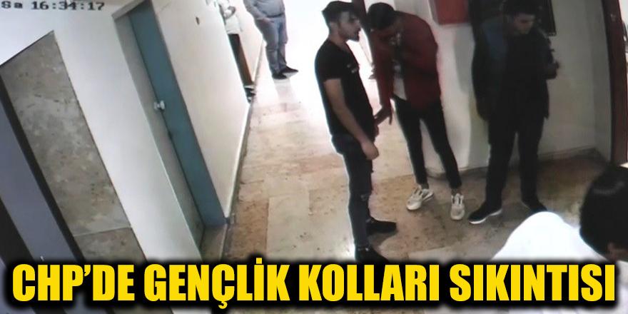 CHP'de gençlik kolları sıkıntısı