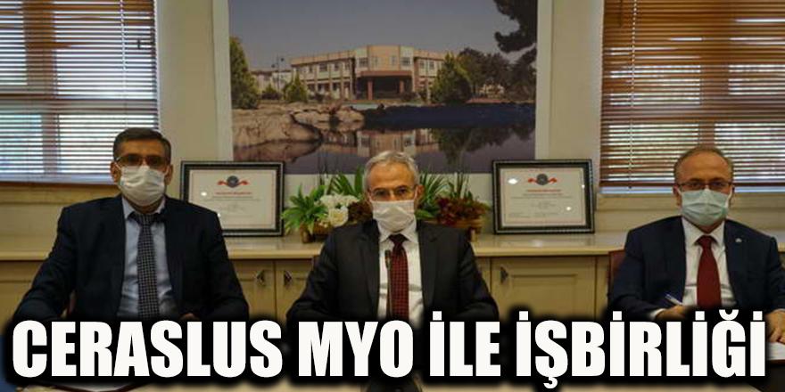 Ceraslus MYO ile işbirliği