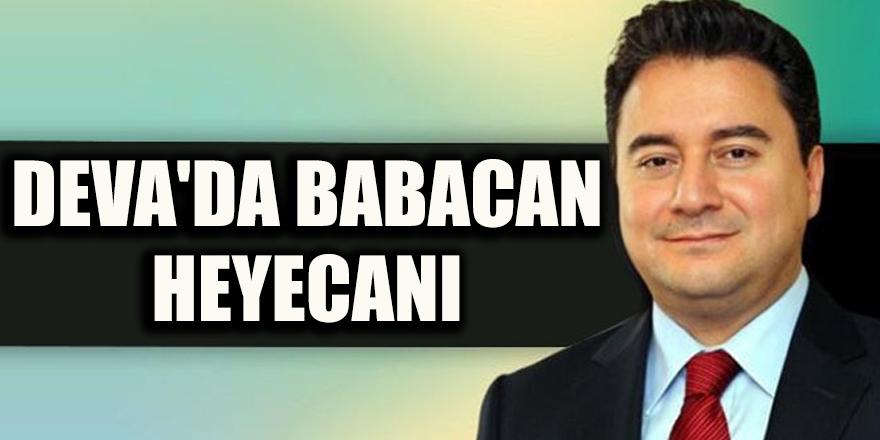 DEVA'DA BABACAN HEYECANI