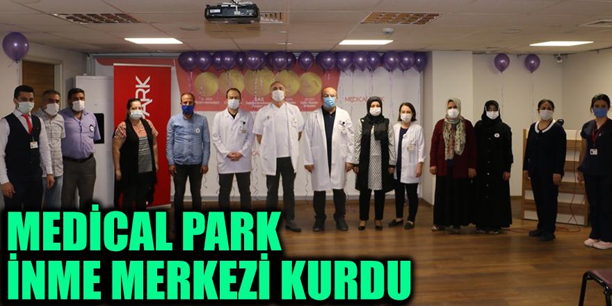 Medical Park inme merkezi kurdu