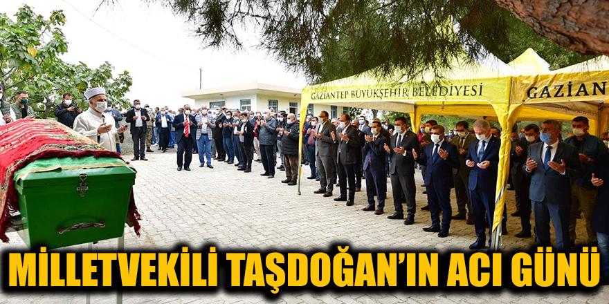 Milletvekili Taşdoğan'ın acı günü