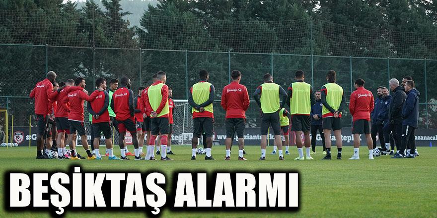 Beşiktaş alarmı