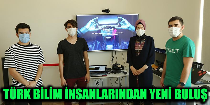 Türk bilim insanlarından yeni buluş