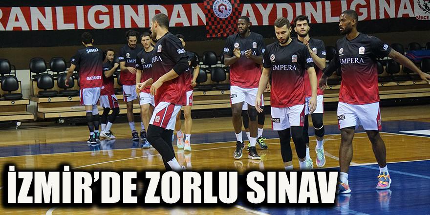 İzmir'de zorlu sınav