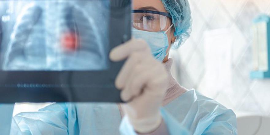 Virüsün akciğer hasarı inanılmaz