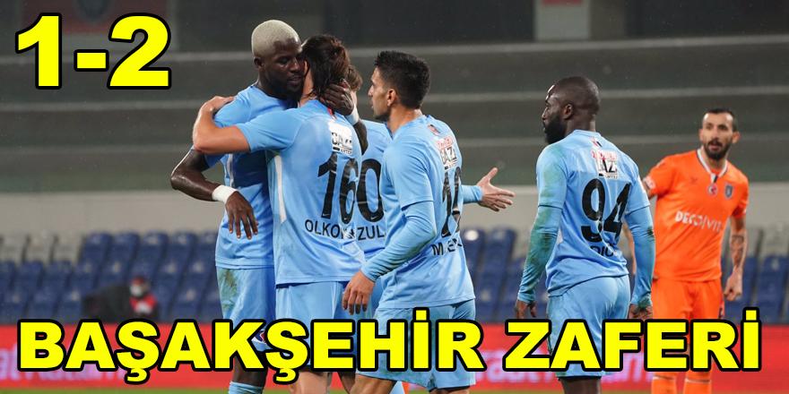Başakşehir zaferi 1-2
