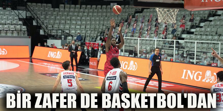 Bir zafer de Basketbol'dan 76 - 83