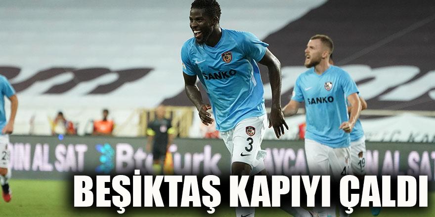 Beşiktaş kapıyı çaldı