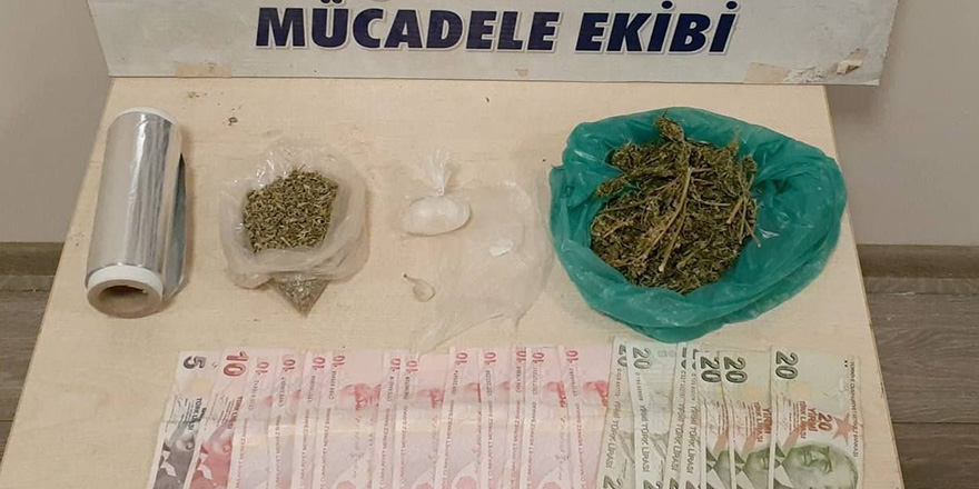 Uyuşturucu ticaretine tutuklama