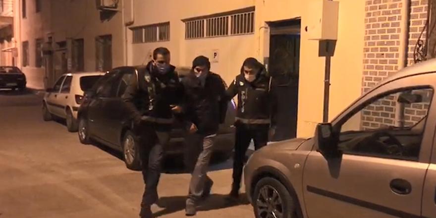 15 ilde DEAŞ operasyonu: 35 gözaltı