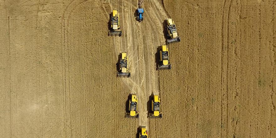 Tarım kredileri 2020 yılında yüzde 24 arttı