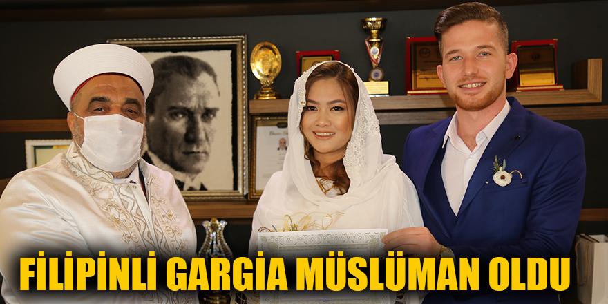 Filipinli Gargia Müslüman oldu