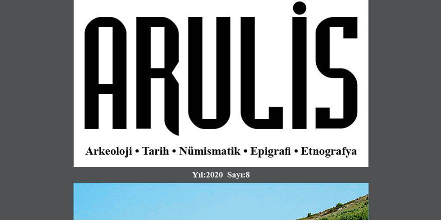 Arulis'in 8'nci sayısı çıktı