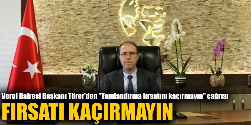 FIRSATI KAÇIRMAYIN