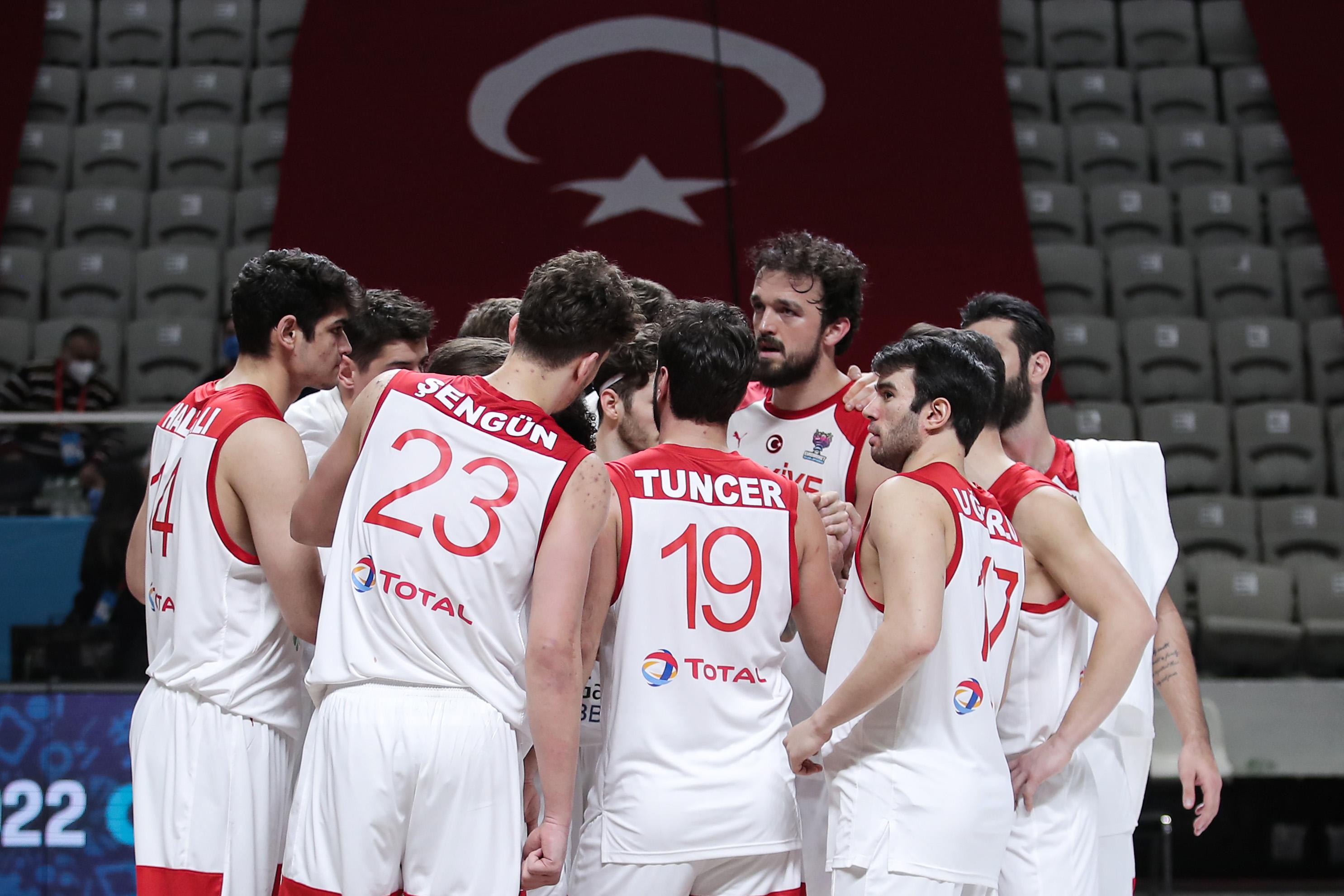 Millilerimiz FIBA 2022'de 88 – 80
