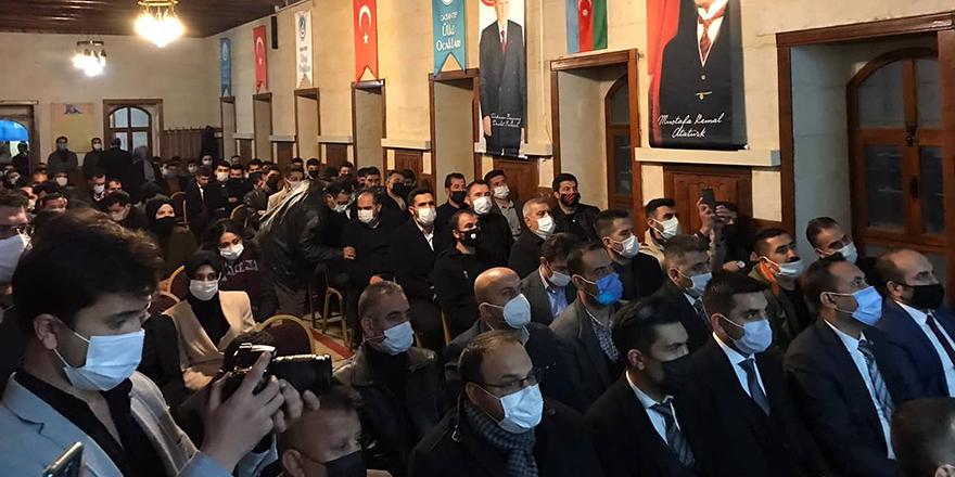 Ülkü Ocakları  Çakıroğlu'nu unutmadı