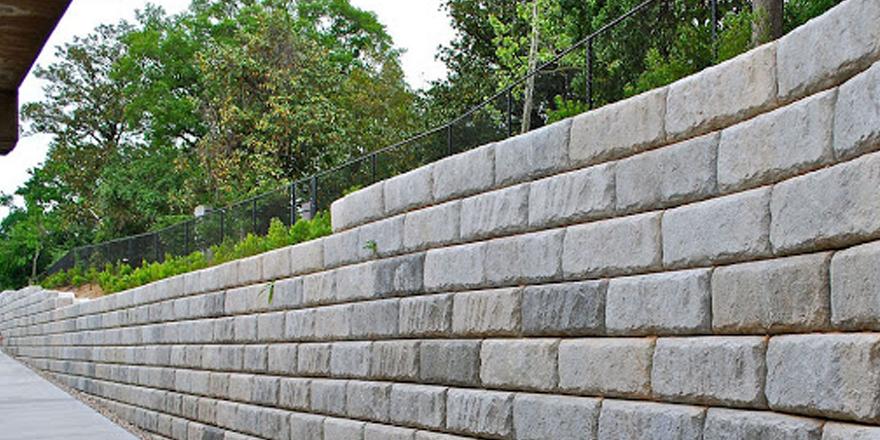 İstinat duvarı yaptırılacak