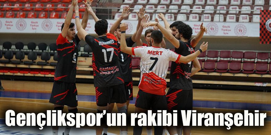 Gençlikspor'un rakibi Viranşehir