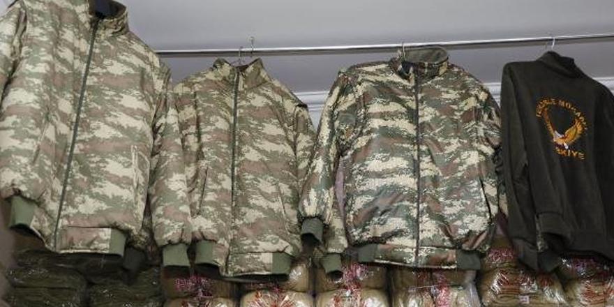 Askeri malzeme satın alınacak