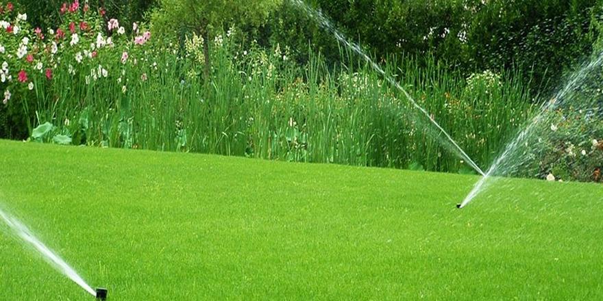 Yeşil alanlar için otomatik sulama sistemi yaptırılacak