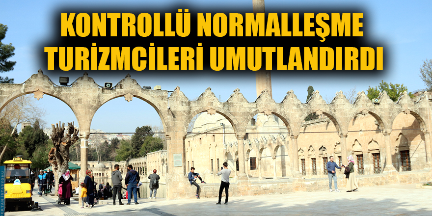 Kontrollü normalleşme Turizmcileri umutlandırdı