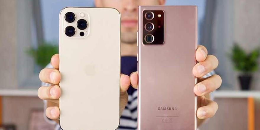 2021'in en iyi akıllı telefonu seçildi