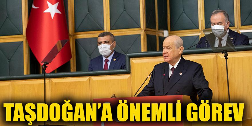 Taşdoğan'a önemli görev