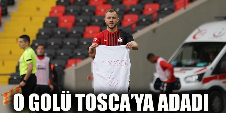 O golü Tosca'ya adadı