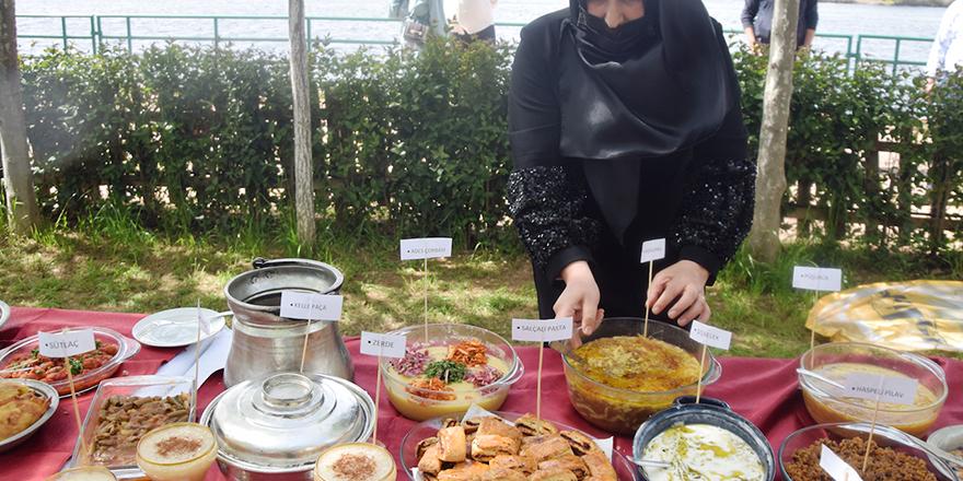 Yöresel yemeklere tanıtım